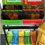 Honey Stix 100 pck